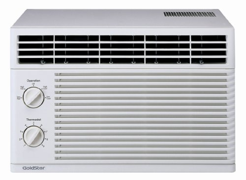 Goldstar r5050 5 000 btu air conditioner for 18 inch wide window air conditioner
