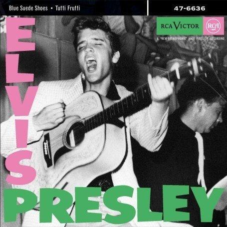 Elvis Presley - BLUE SUEDE SHOES - Zortam Music