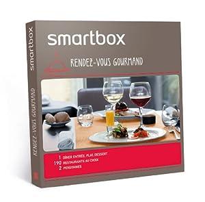 SMARTBOX - Coffret Cadeau - Rendez-vous gourmand