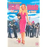 Legally Blonde [DVD] [2001]by Reese Witherspoon|Luke...