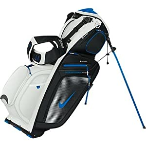 Nike Golf Performance Hybrid Stand Bag, Blue/Black