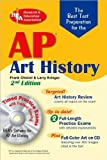 img - for F. Chmiel's,L. Krieger's Second edition (AP Art History with Art CD and TESTware (REA) (Test Preps) [Paperback])(2009) book / textbook / text book