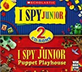 I SPY Junior & Puppet Playhouse 2 Pack