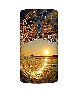 Smooth Surfing LG G3 Case