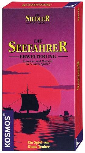 Die Siedler von Catan – Seefahrer-Erweiterung für 5 – 6 Spieler – Holzversion