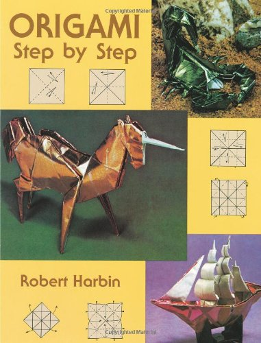 Origami Step by Step (Dover Origami Papercraft)