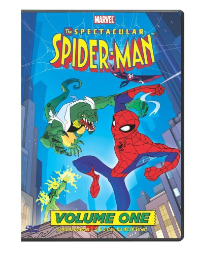 The Spectacular Spider-Man: Volume One (Spiderman 1 Dvd compare prices)