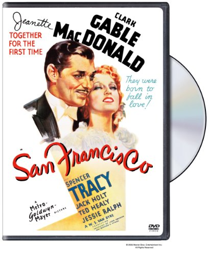 San Francisco [DVD] [1936] [Region 1] [US Import] [NTSC]