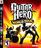 Guitar Hero World Tour - Playstation 3 (Game only)