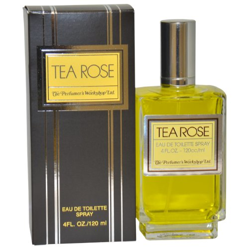Tea Rose Perfume by Perfumer's Workshop for women Personal Fragrances