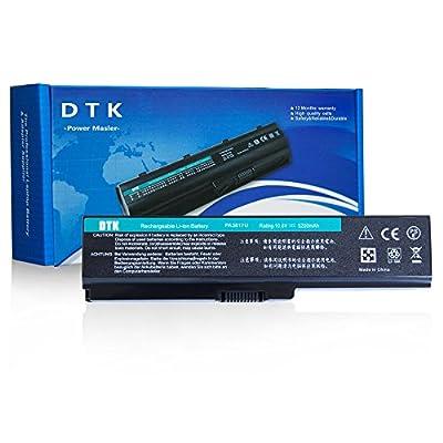 Dtk New Laptop Notebook Battery For Toshiba Computer PA3817U-1BRS PA3817U-1BAS PA3818U PA3819U-1BRS Select Models