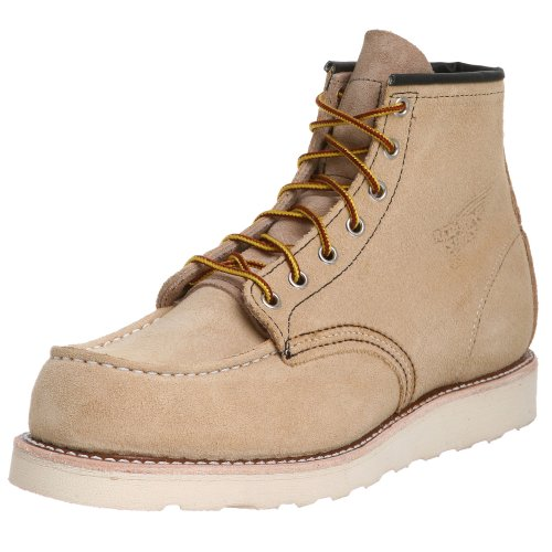 Red Wing, Casual uomo, Giallo (Abilene Roughout), 12 UK