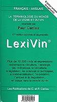 LexiVin/LexiWine 2012