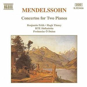 Concertos pour deux pianos
