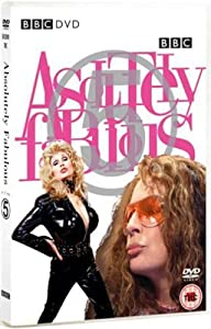 Absolutely Fabulous: Saison 5 - Import Zone 2 UK (anglais uniquement) [Import anglais]