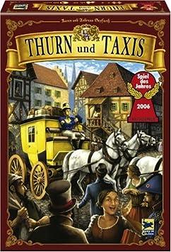 """Hans im Gluck - 48164 - Jeu de société """"L'aventure postale"""" - Langue : allemande"""