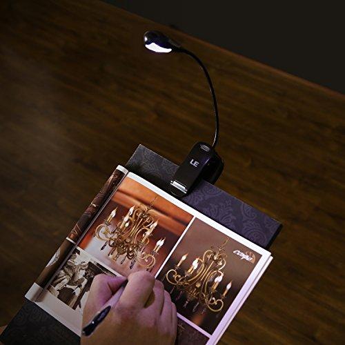 Schrank Innenbeleuchtung Küche ~ LEtragbareLEDBuchlampeWiederaufladbarundFlexibel2Stufe