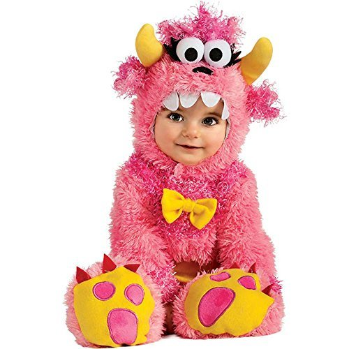 Little Girls' Infant Pinky Winky Costume