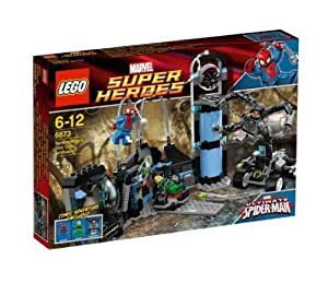 LEGO® Super Heroes- Marvel - 6873 - Spider-Man[TM] vs. Doc Ock[TM]