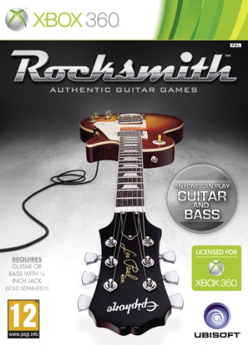 Rocksmith – includes Real Tone Cable (Xbox 360)