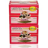 GTEE Green Tea Bags-Jasmine (25 Tea Bags X 2PACKS)