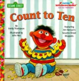 Count to Ten (Junior Jellybean Books(TM)) (0375803890) by Sesame Street