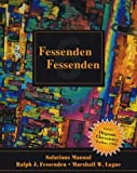 img - for Solutions Manual for Fessenden/Fessenden's Organic Chemistry by Joan S. Fessenden (1998-08-19) book / textbook / text book