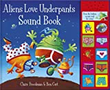 Aliens Love Underpants Claire Freedman