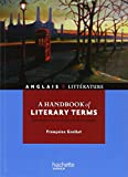 A handbook of literary terms : Introduction au vocabulaire littéraire anglais
