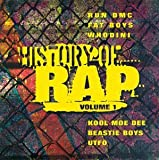 echange, troc Various Artists - History of Rap 1