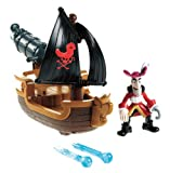 Jake and The Never Land Pirates Hook's Battle Boat