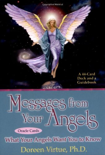 Messages From Your Angels Cards (Large Card Decks)