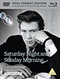 Saturday Night and Sunday Morning (DVD +Blu-ray)