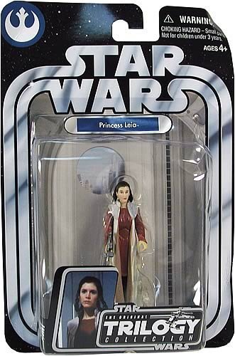 Star Wars Original Trilogy Collection Princess Leia in Bespin Gown figure