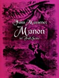 Massenet: Manon in Full Score