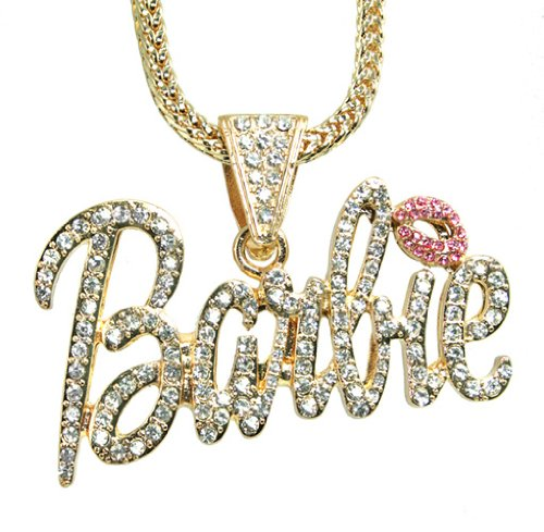 nicki minaj barbie necklace. Review for Nicki Minaj Barbie