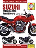 Suzuki GSF600 and 1200 Bandit Fours (95-97) Service and Repair Manual (Haynes Service and Repair Manuals) Matthew Coombs