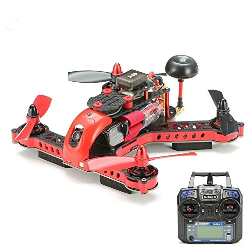 EACHINE EB185 5.8G 40CH FPV Racing Quadcopter Drone With HD Camera Mini NZ GPS OSD RTF Mode 2