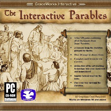 CHRISTIAN COMPUTER GAMES Interactive Parables
