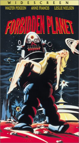 Forbidden Planet [VHS] [Import]