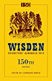 Book - Wisden Cricketers' Almanack 2013