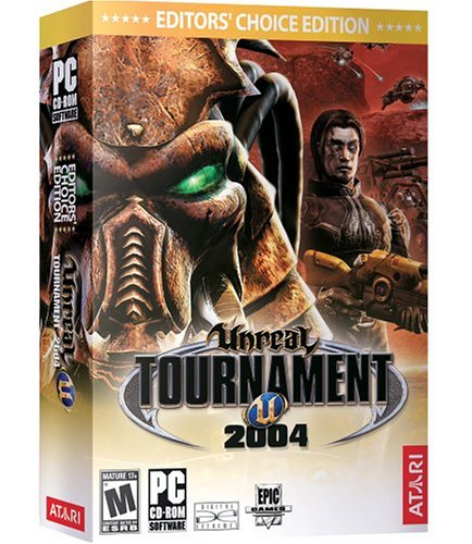 Unreal Tournament 2004 - Editor's Choice
