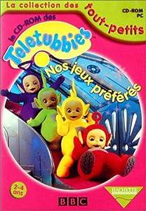 Teletubbies 2 Nos jeux préférés