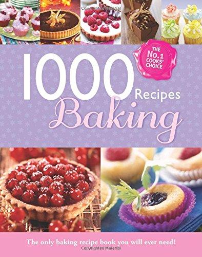 Baking (1000 Recipes)
