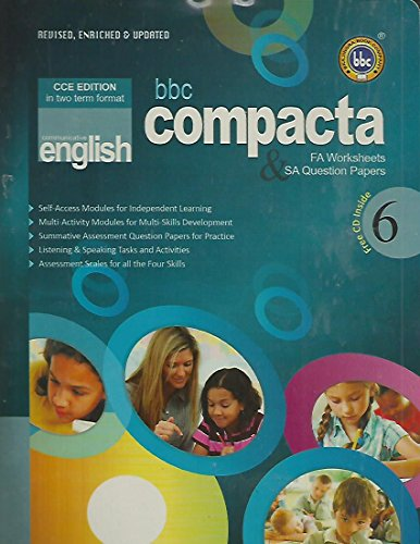 Bbc compacta english for class 6 with free cd by anil kumar bbc compacta english for class 6 with free cd ibookread PDF