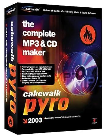 Pyro 2003