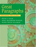 img - for Great Paragraphs: An Introduction To Writing Paragraphs book / textbook / text book
