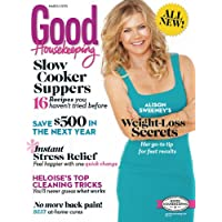 1-Year (12 Issues) of Good Housekeeping Magazine Subscription