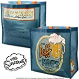 The Simpsons Einkaufstasche / Shopping Bag: Duff at Moe's