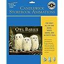 Owl Babies: Candlewick Storybook Animations